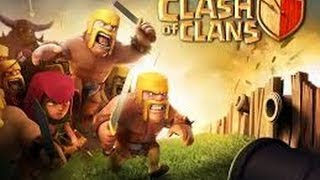 Clash Of Clans- Difesa farming Municipio lvl. 8