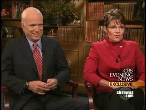 McCain, Palin On Flak