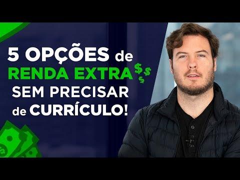 5 opções de RENDA EXTRA para ganhar DINHEIRO! | Dá pra trabalhar em casa e sem precisar de currículo