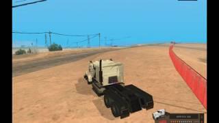 """Работа """"Дальнобойщика"""" на сервере Grand RP - Mars. 1 cерия."""