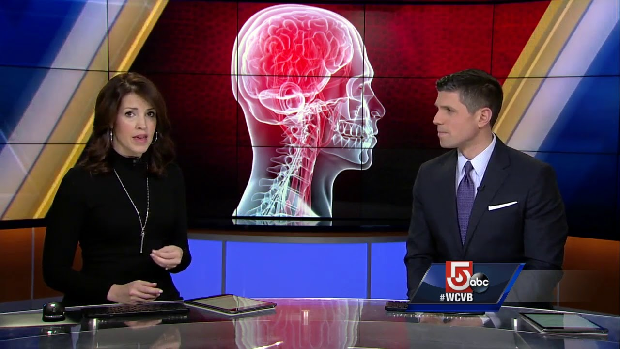 BU study: Impacts, not just concussions, linked to brain disease