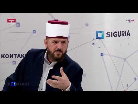 Kontakt - Intervista - Shefqet Krasniqi - 02.04.2018