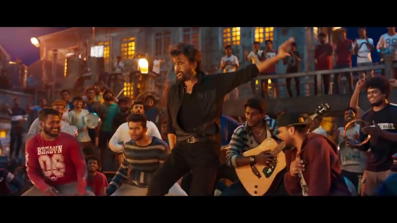 Download Petta song WhatsApp status   Ullala Ullala 1