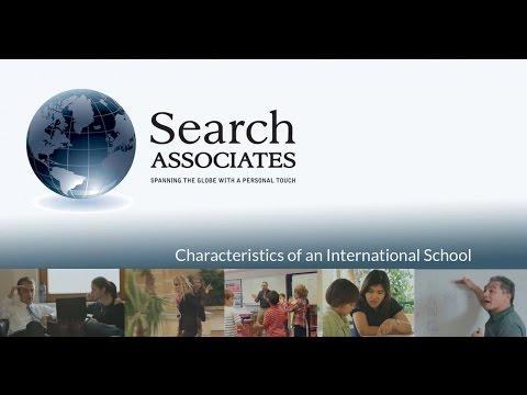 Characteristics of an International School Teacher