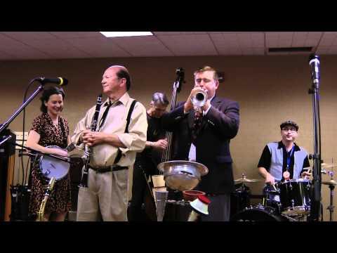"""BOURBON STREET PARADE"": CLINT BAKER'S NEW ORLEANS JAZZ BAND At MONTEREY 2011"
