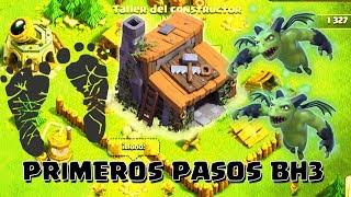 AVANZAR RÁPIDO EN TALLER DEL CONSTRUCTOR NIVEL 3 (BH3) | Clash of Clans