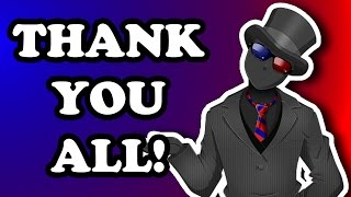 The Salvation of Logicked: THANK YOU ALL!