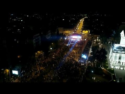Голем граѓански митинг - Живот во Македонија за сите!