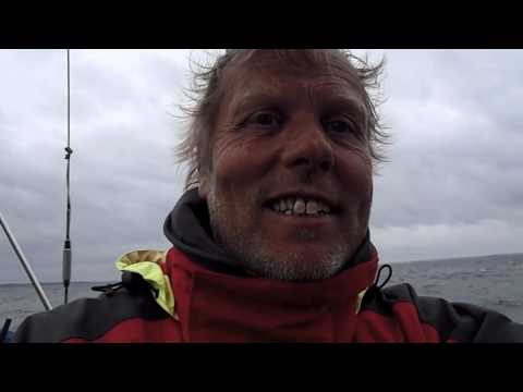 s/v Blaatunge sailing to Copenhagen. Video 73