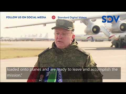 FROM RUSSIA WITH LOVE: Russian Army Begins Flying Coronavirus Help To Hard-hit Italy