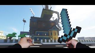 Realistic Minecraft Hello Neighbor! - The Neighbor is BACK!?!?!