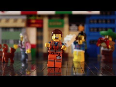 Emmet Saves Bricksburg - THE LEGO MOVIE 2 - The LEGO Movie ReTelling