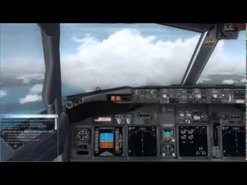 China Airlines 737-800 Full Flight Bangkok to Phuket