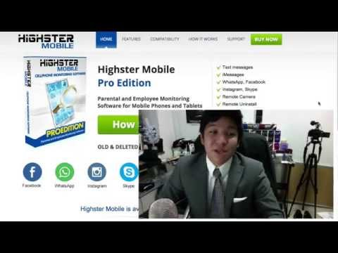 Highster Mobile Review How It Works | User Demo