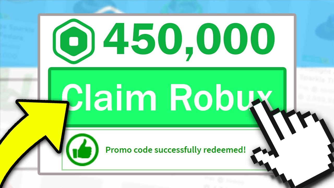 This *SECRET* ROBUX Promo Code Gives FREE ROBUX? (Roblox 2020