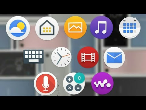 Install Xperia Stock Apps+ Xperia Live Wallpapers On Any Android Device