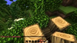 ►Minecraft Snapshot - 12w30e | Sideways Trees!