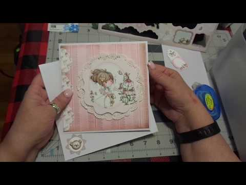 WED./THURS. CARDMAKING: LDRSCREATIVE.COM SUGAR BLOSSOM CARD KIT PT. 3