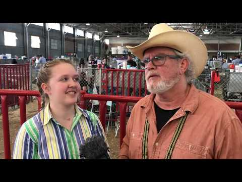 Toast & Jam at the Fort Worth Stock Show
