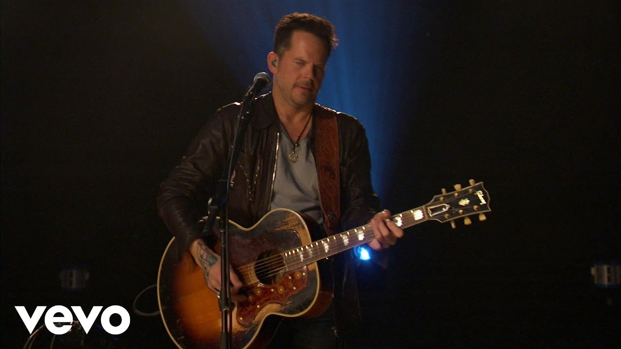 Gary Allan - Right Where I Need to Be (AOL Sessions)