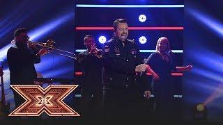 Horia Brenciu canta, la X Factor, melodia &quotSunt cine vreau sa fiu&quot