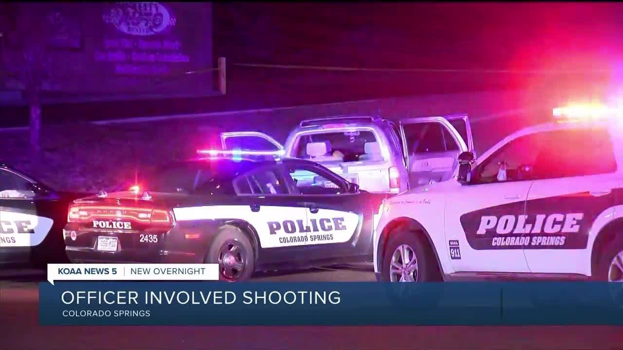 Colorado Springs shooting: Governor, Colorado Springs mayor ...