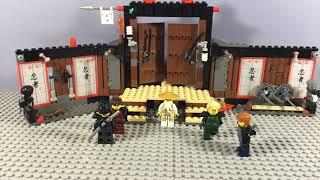 LEGO Ninjago Episode 53 Vermilion