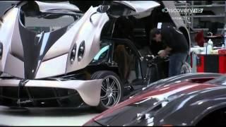 Discovery. Как построить суперкар 8 Выпуск Pagani Zonda (2014-2015)