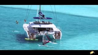 Archipels Cruises - Lagoon 620 catamaran