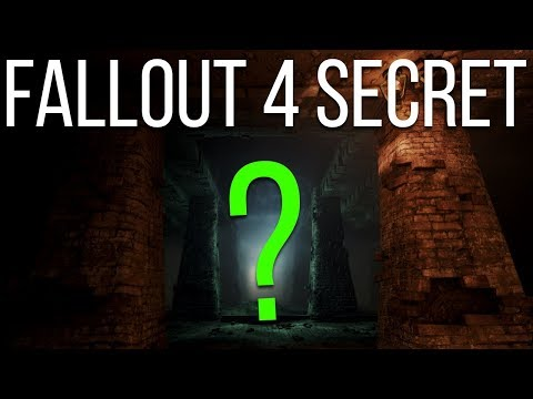 Fallout 4 Has a Secret that Nobody Has Found