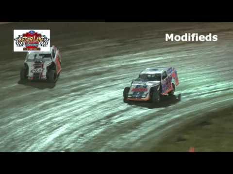 6-11-2016 Modifieds Cedar Lake Speedway