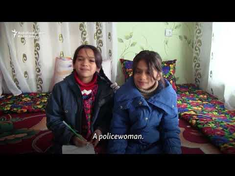 Tajik Villager Provides Education He Didn't Have