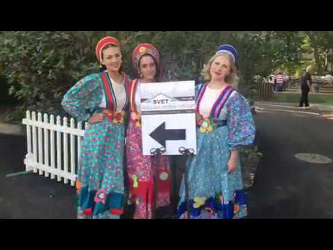 Russian Party at Ravinia Festival on August 1st