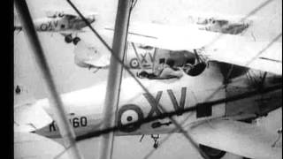 RAF No 15 Squadron 1930s Hawker Hart