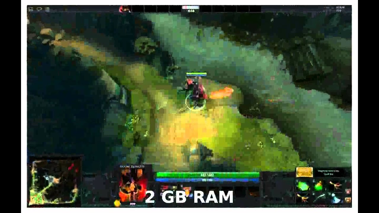 dota 2 pc recommended requirements minumum requirements youtube