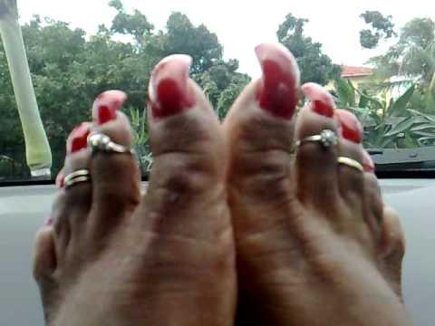 My very long toenails 11 - YouTube - photo#7