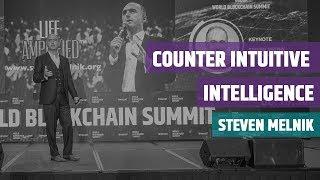 Steven Melnik - KEYNOTE at World Blockchain Summit 2018 - Singapore