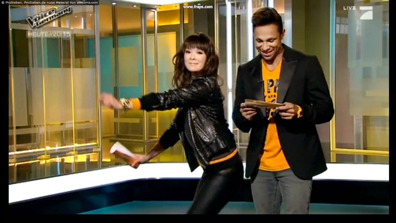 Nela Panghy-Lee sexy leather dance ! - YouTube