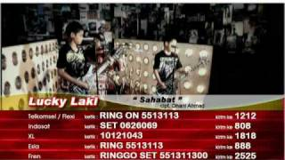Lucky Laki - Sahabat (Official Video)