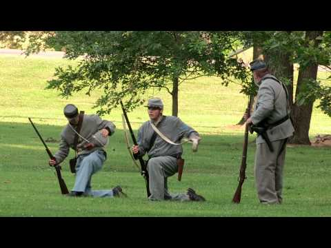 Vandalia, IL | Lincoln Heritage Festival | Skirmish
