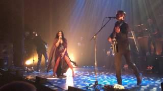 Anggun - Cesse La Pluie live in Lille