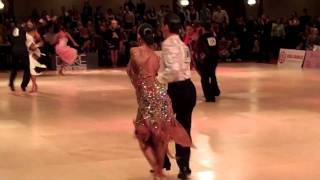 USA Dance Nationals 2011 - Champ Latin - Jive Final (Valentin Chmerkovskiy & Daria Chesnokova)