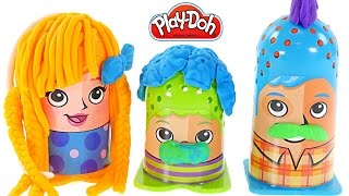 Play-Doh Kuaför Seti - Play-Doh Crazy Cuts,Play-Doh Coiffeur 1