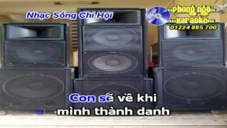 Karaoke Phong Ngô Nỗi Buồn Mẹ Tôi ( Chế )