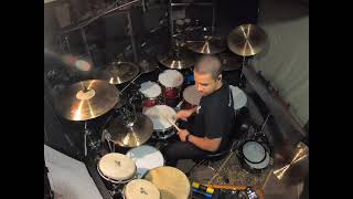 Hashem Reina (Drum Cover) - Marcos Witt