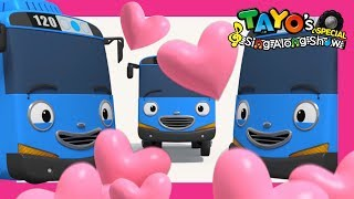 *NEW* Tayo Learn Colors with Buses l If you're happy and you know it l Tayo Sing Along Special