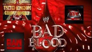 26.2.17 PPV Bad Blood I Episode 42 Hauptkampf Loo © vs Knogl