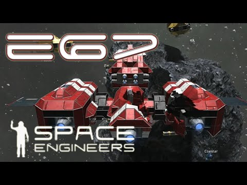 Space Engineers Multiplayer - E67 - The Remote Miner thumbnail