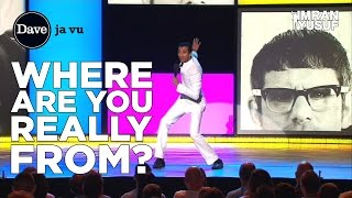 Where are you really from? - Stand Up Comedy Imran Yusuf