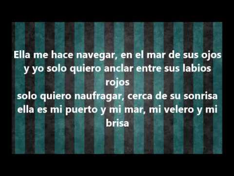 El mar de sus ojos Carlos vive ft choquibtown (Letra)